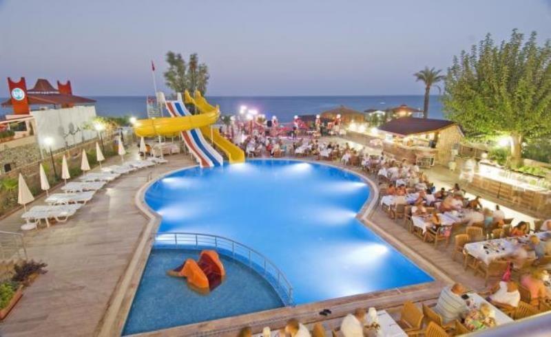 Турция из Саратова, Кемер, отель CLUB HOTEL SUNBEL 4* от 25747 рублей