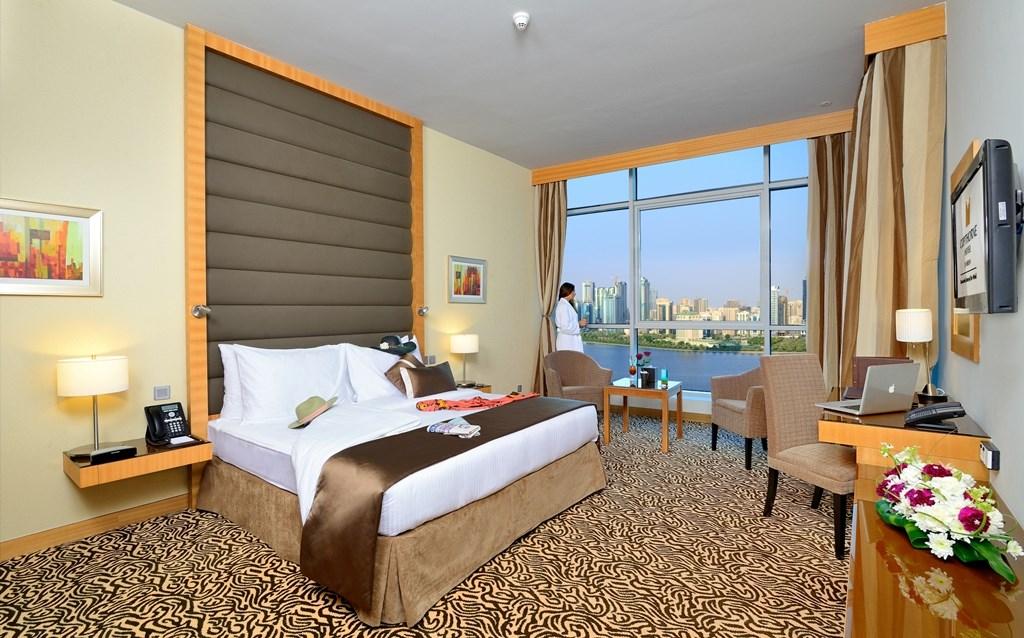 ОАЭ Шарджа  COPTHORNE HOTEL SHARJAH 4*