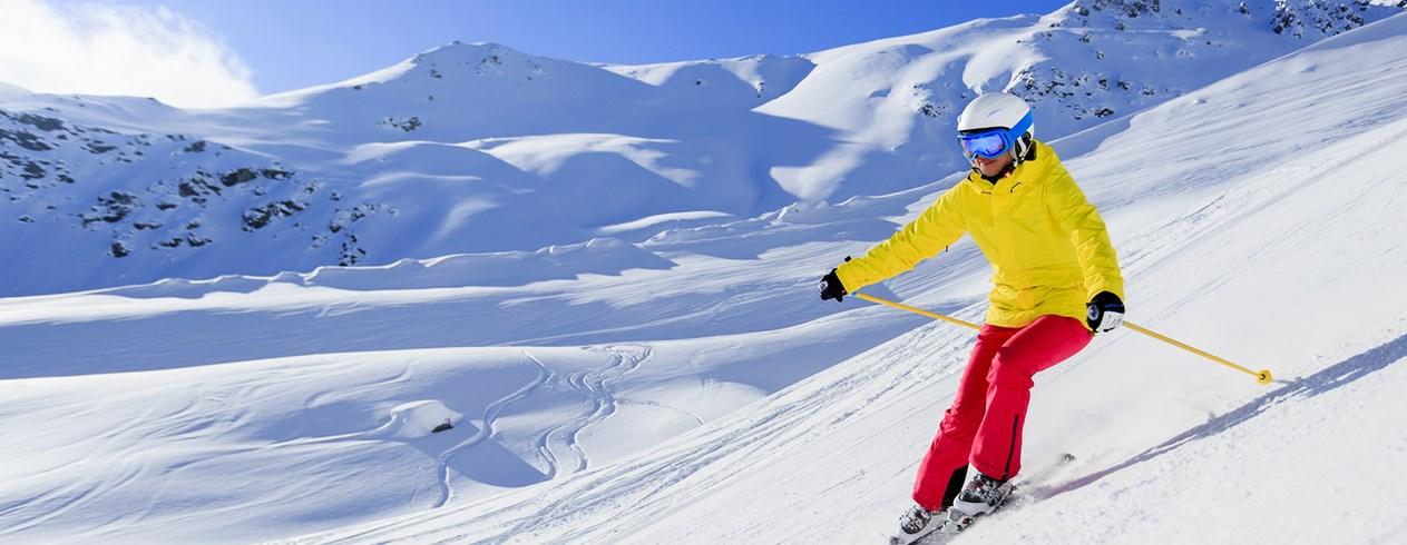 горнолыжный курорт Эрджиес, Турция